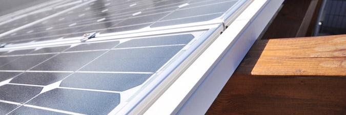 Strutture di supporto per pannelli fotovoltaici