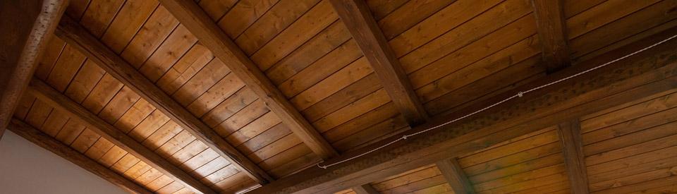 Foto Tetti e coperture in legno