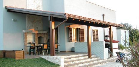 Soluzioni intini legno design for Arredo terrazze e verande